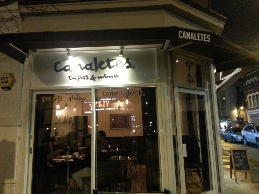 Canaletes – Tapas & Wine