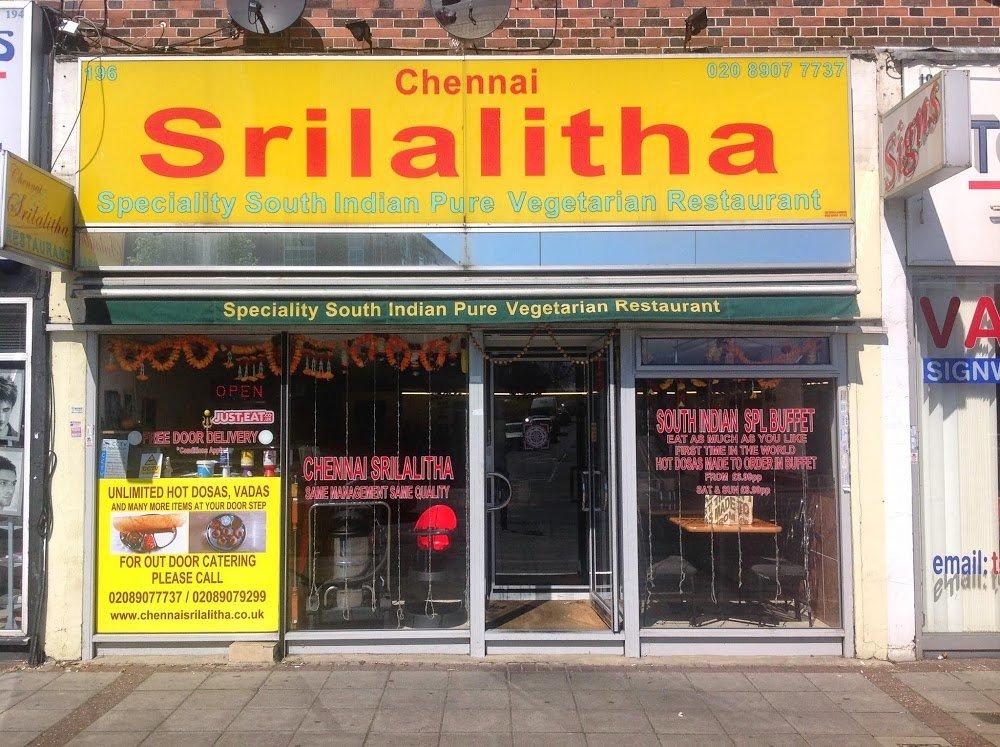 Chennai Srilalitha Veg Restaurant