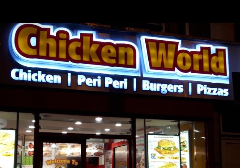 Chicken World Wembley
