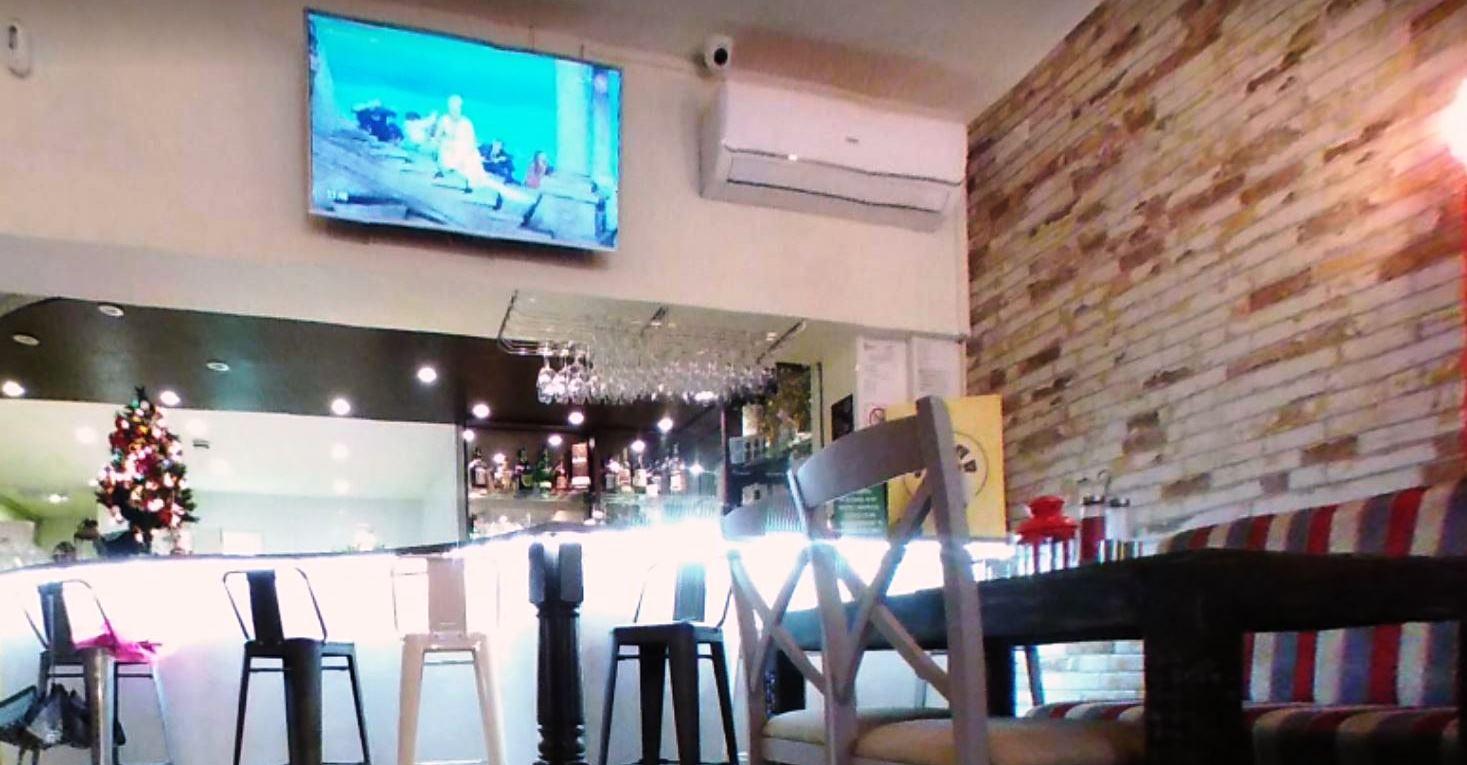 Ethno Restaurant