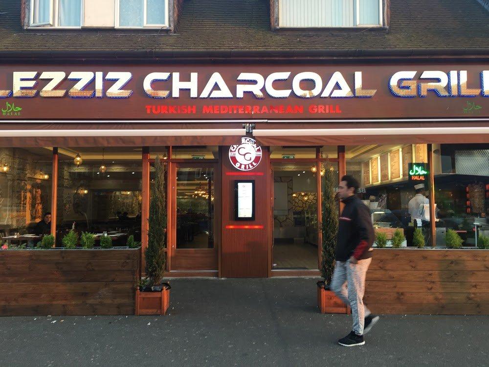 Lezzet Charcoal Grill Kingsbury