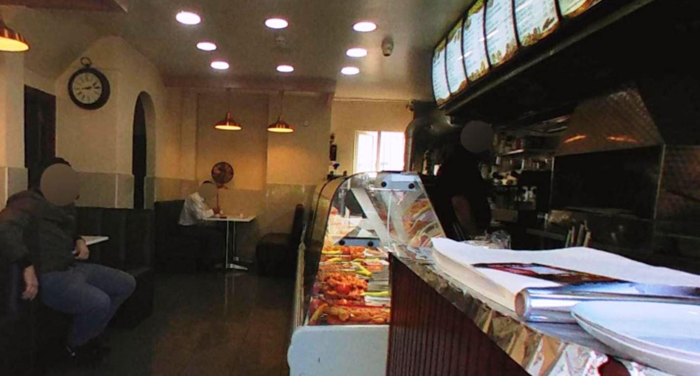 Makla Charcoal Grill London