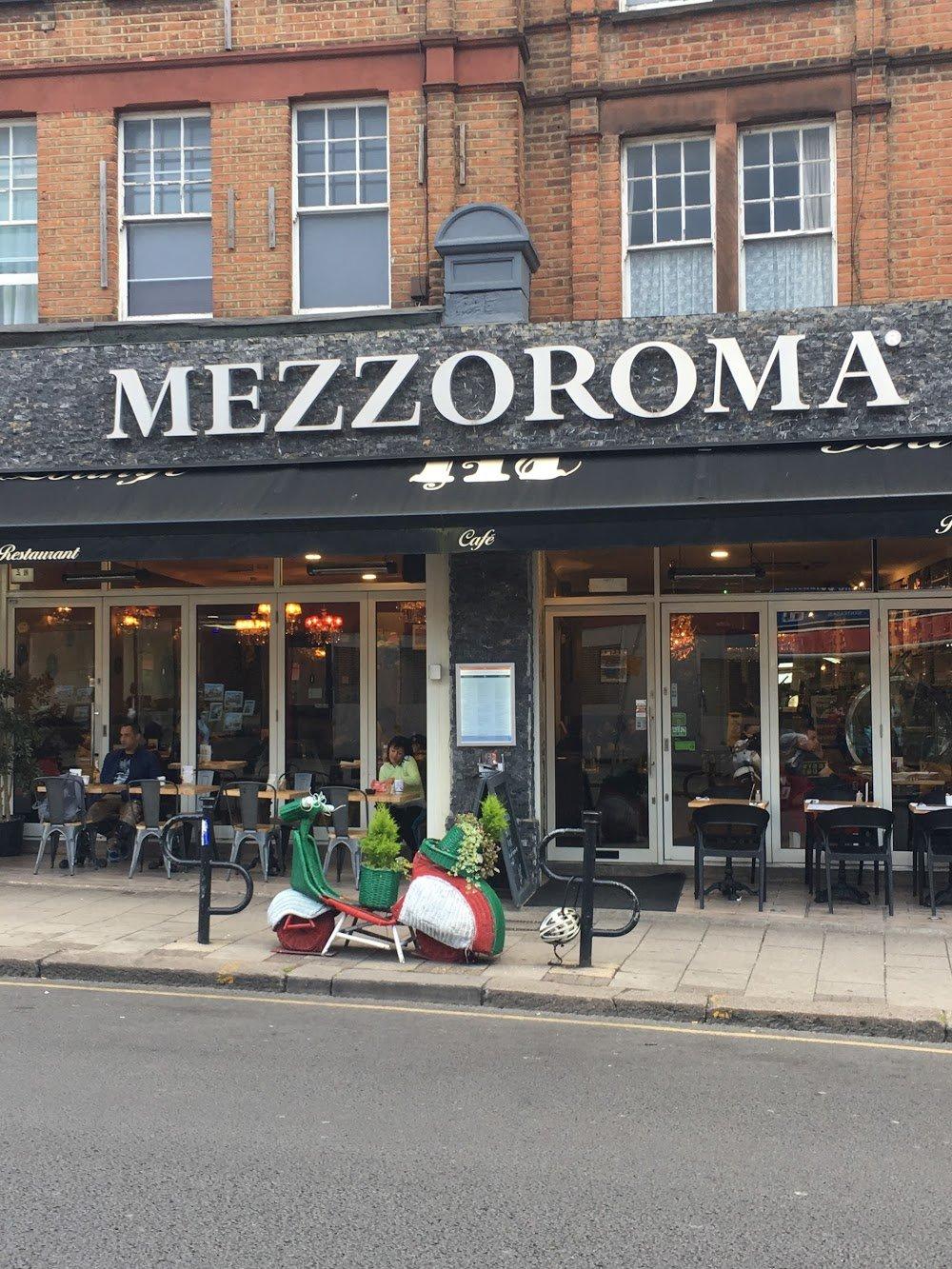 Mezzoroma Italian Restaurant