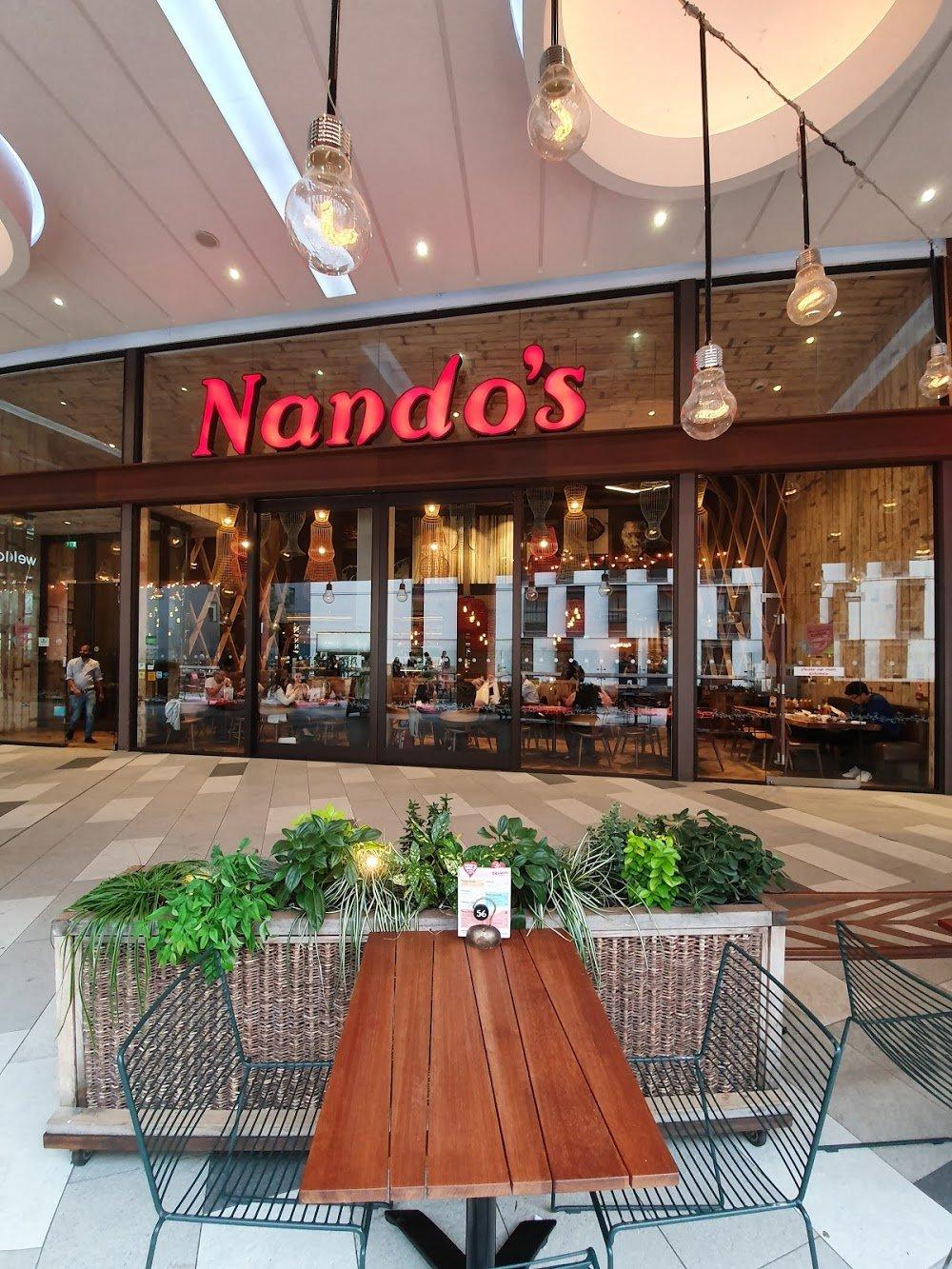 Nando's Wembley – Designer Outlet