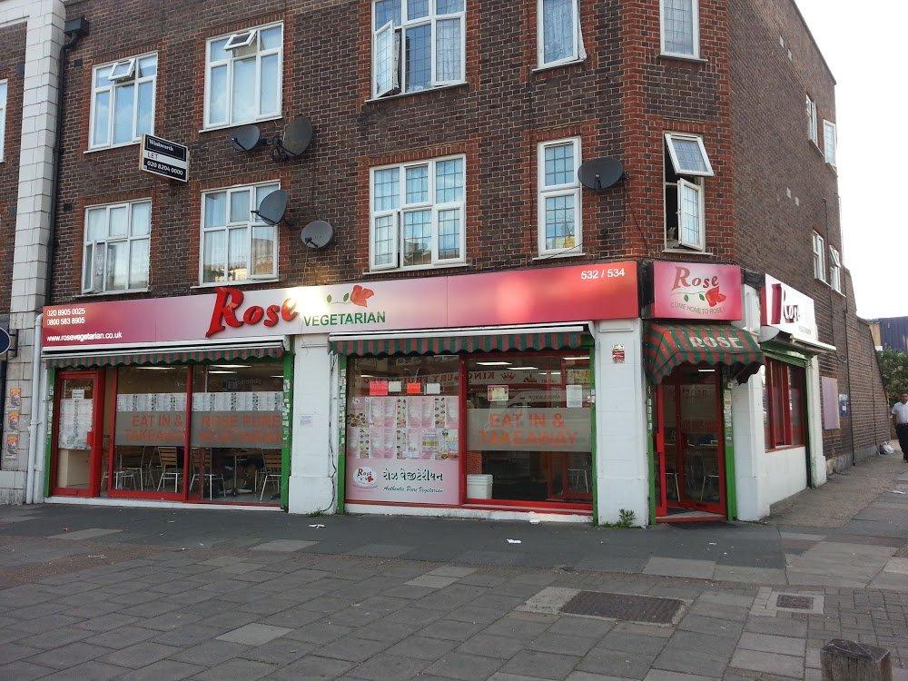 Rose Vegetarian Restaurant