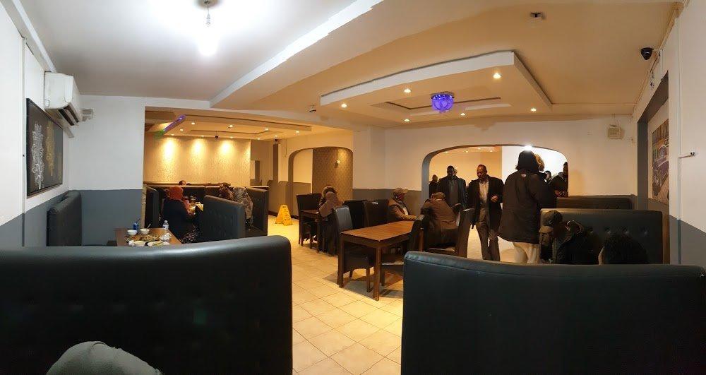 Safari Restaurant