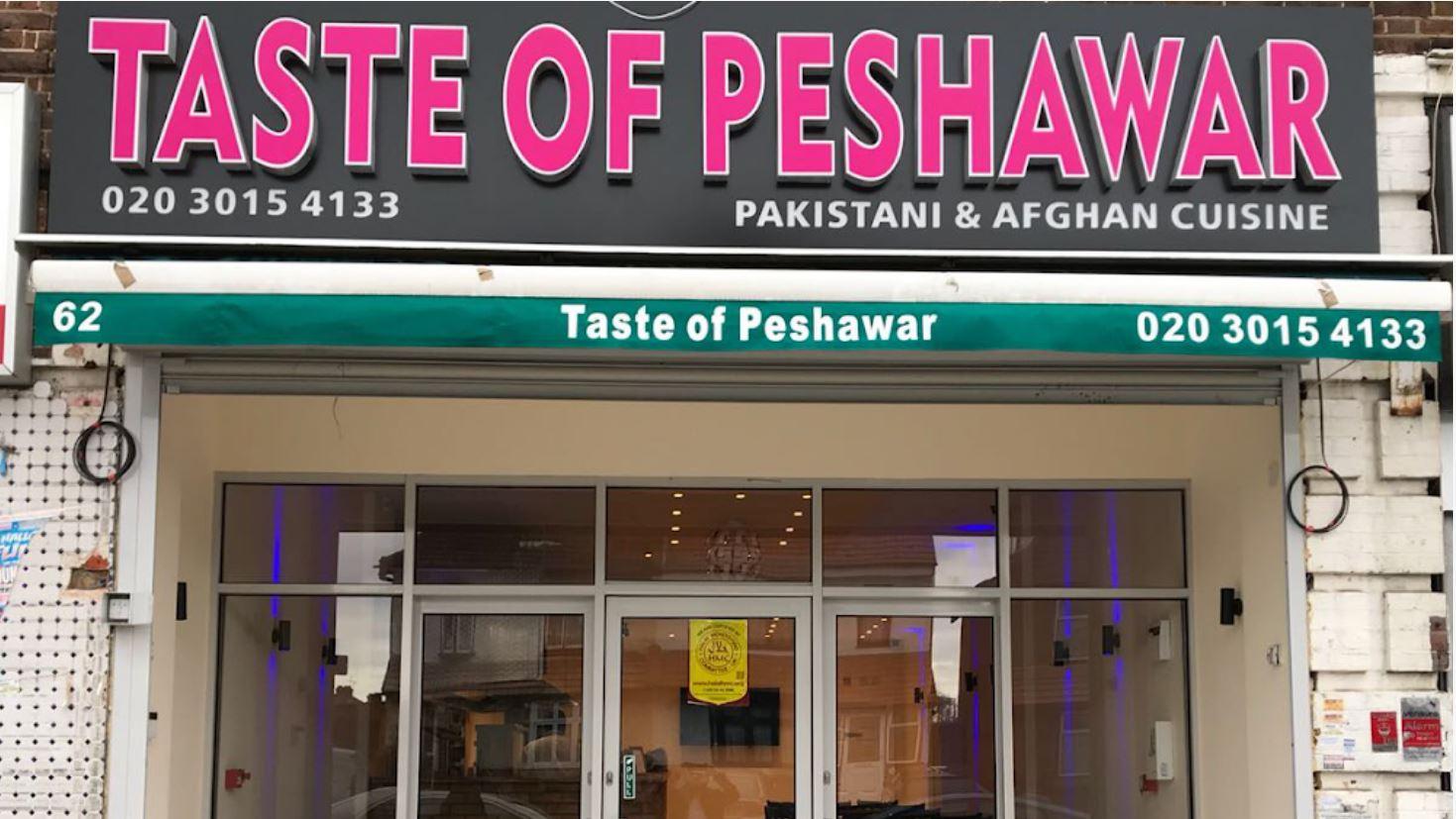 Taste of Peshawar