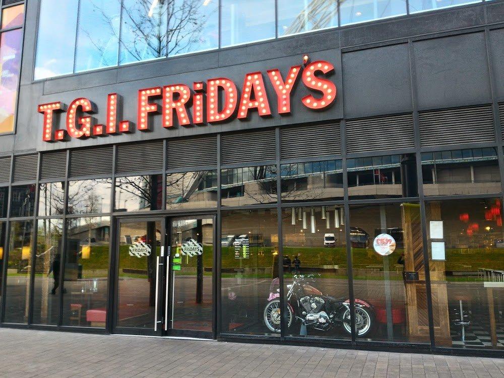 TGI Fridays – Wembley