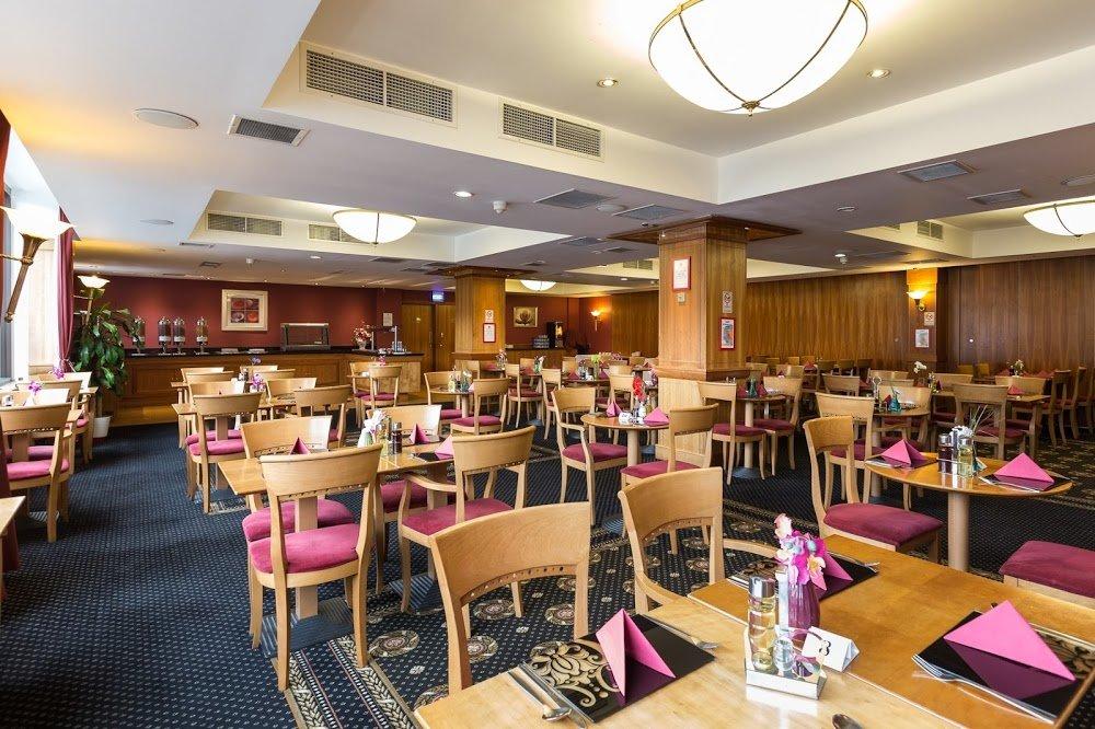 Wembley International Hotel Restaurant
