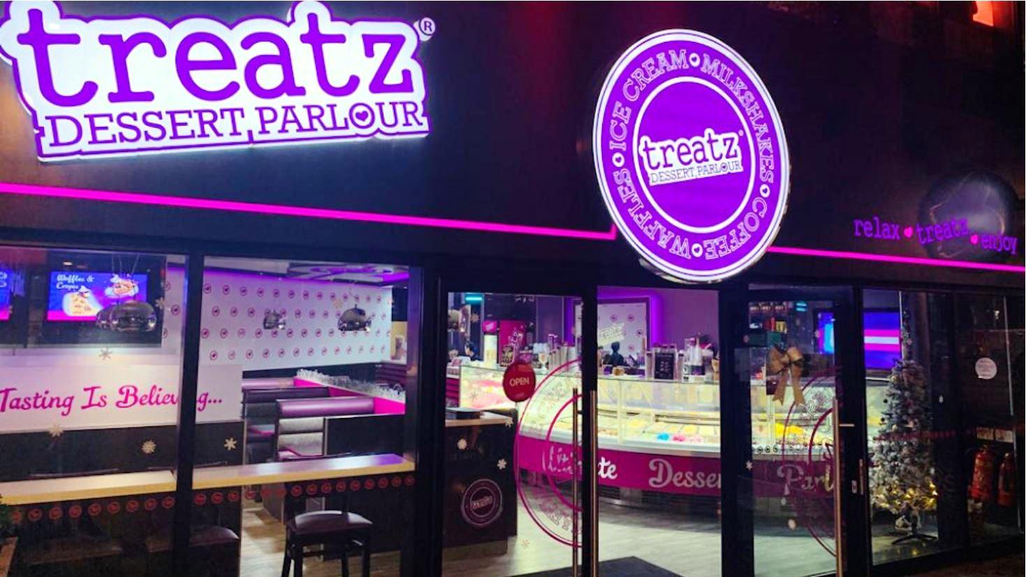 Treatz Dessert Parlour Wembley