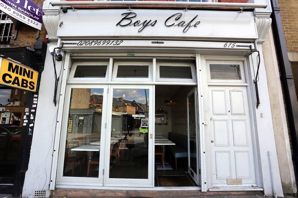 Boys Cafe