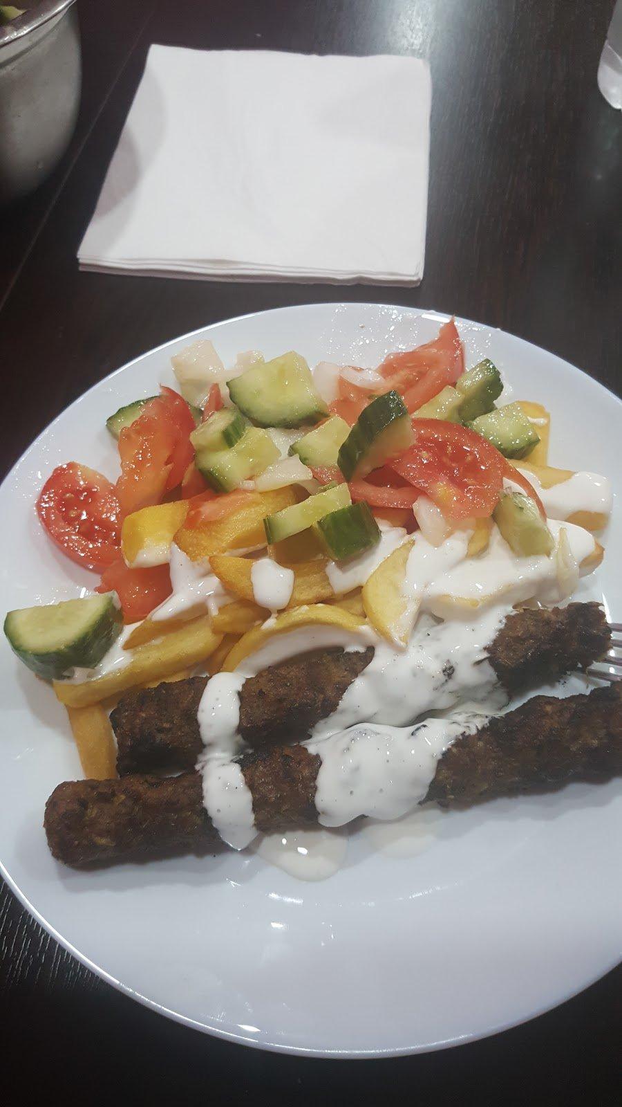 Lahori Kebab