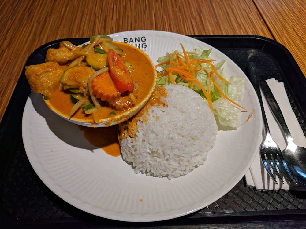 Little Thai Silk at Bang Bang Oriental Foodhall