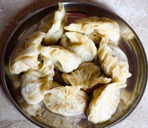 momos - nepalese cuisine