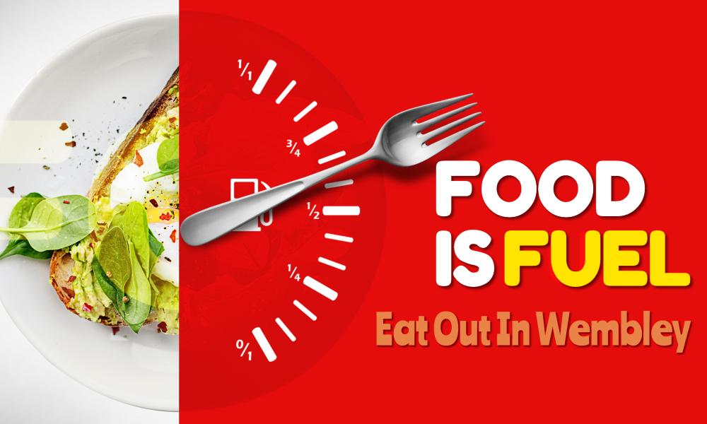 Food Is Fuel Ad
