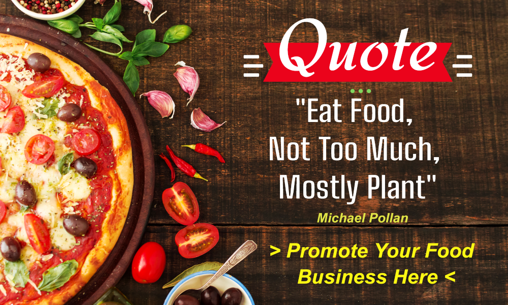 eat food not too much mostly plant