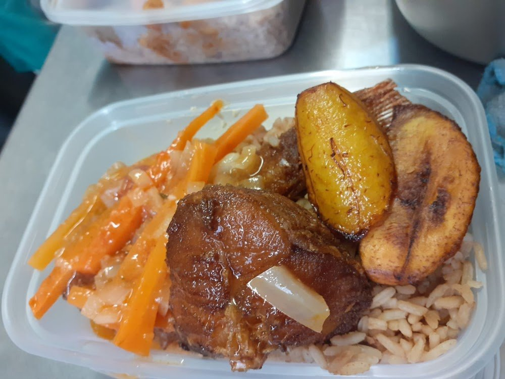 Mums Caribbean And English Cuisine