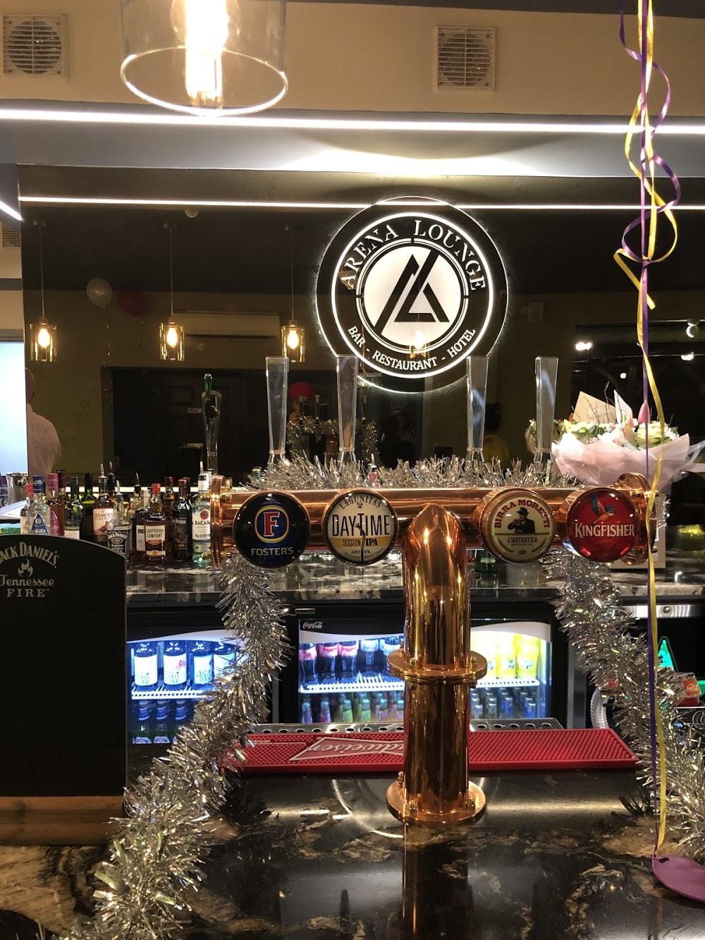Arena Lounge UK