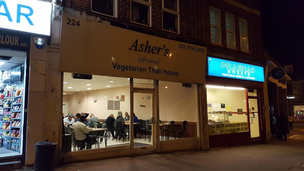 Asher's Africana Restaurant