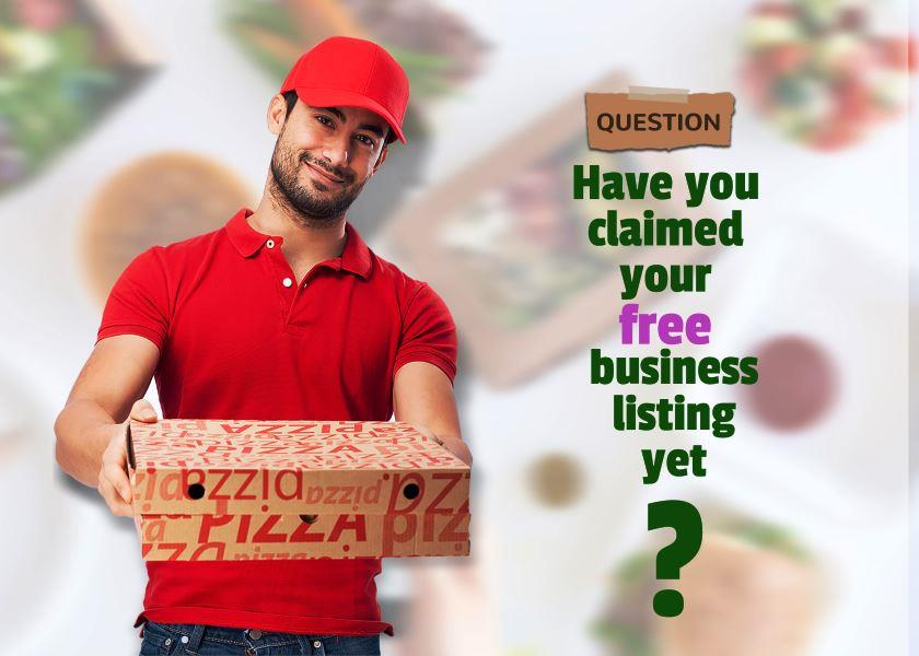 Claim Business Listing Free