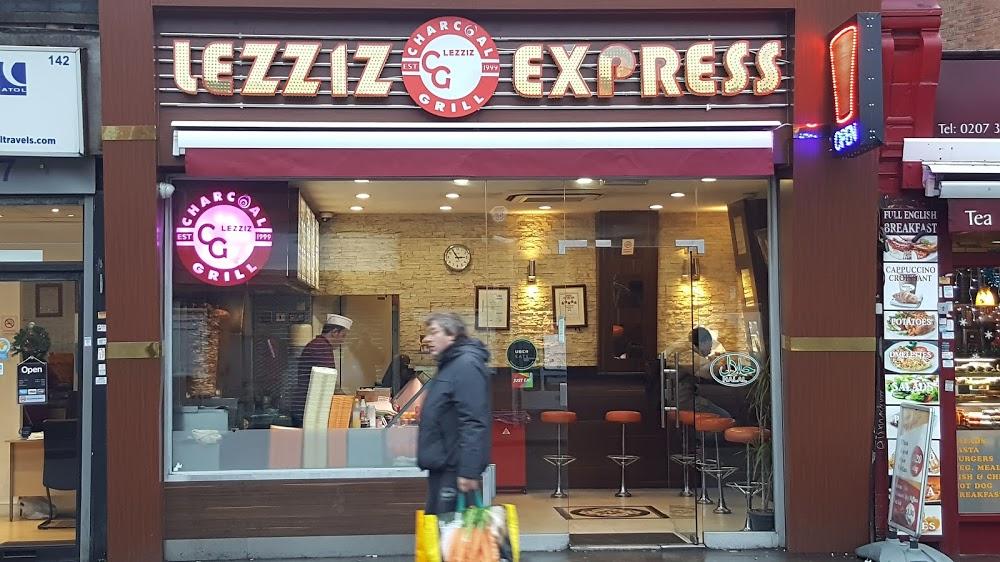 Lezziz Express Charcoal Grill